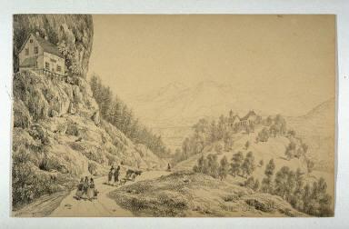 Valley of the Inn River, Tirol