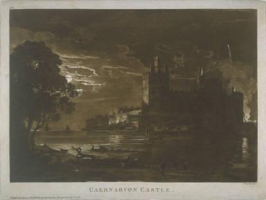 Caernavon Castle, 1776