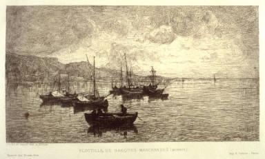 Flottille de Barques Marchandes (Monaco)
