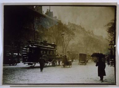 Paris sous la neige (Paris Under Snow)