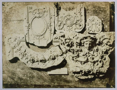 Untitled (architectural elements)