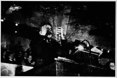 Leon Trotsky, Copenhagen