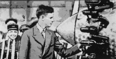 Lindbergh and plane