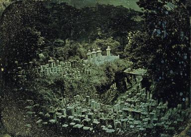 American Cemetery, Gyokusen-Ji Temple, Shimoda, Japan