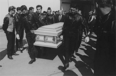 Renegade's funeral, Detroit