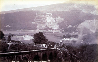 S. M. T. [Snowden Mt. Tramway] Viaduct and Quarries
