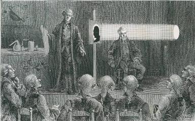 Professor Charles' Experiment