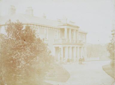 Penllergare. Home of John Llewelyn friend of Fox Talbot