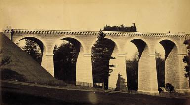 Paysage près du Viaduc de Chantilly