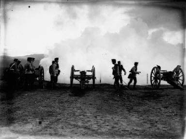 Espagne Artillerie