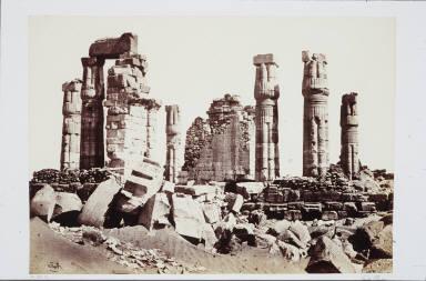 The Temple of Soleb- Ethiopia