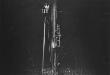 Tightrope Walker-Circus Knie