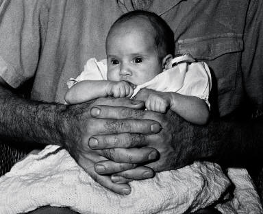 Hands and Baby