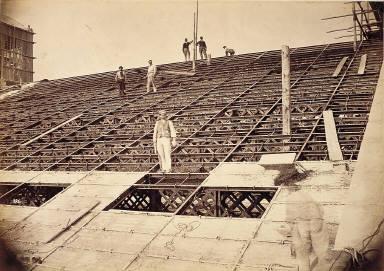 Construction of the Paris Opera