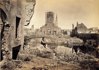 Ruins of Charleston, S.C.