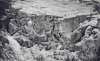 Ascension au Mont-Blanc