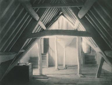 Kelmscott Manor: Attics