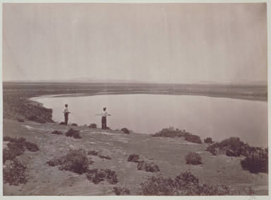 Soda Lake - Carson Desert
