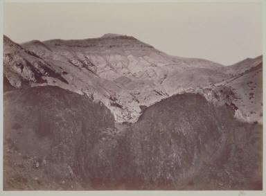 Dun Glen Mountains, Pahute Range, Western Nevada