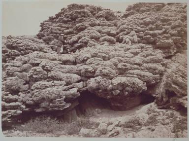 Tufa Deposits - near Pyramid Lake (Old Lake Shores)