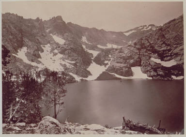 Lake Marian, East Humboldt Mountains