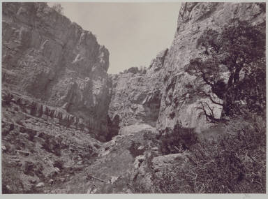 Limestone Canon, East Humboldt Mountains