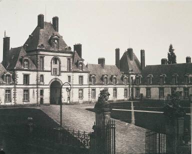 Fontainebleau: La Cour de Chasse