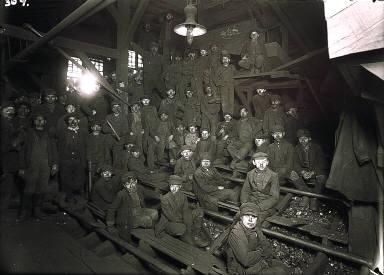 Breaker Boys/ Breaker 1912
