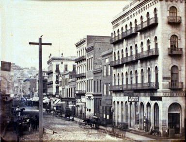 Kearny street.