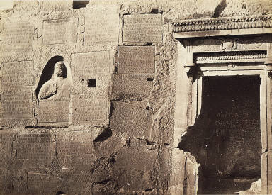 Greek Tablets at Wady Kardassy- Nubia
