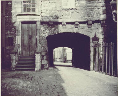 Bakehouse Close, 1950