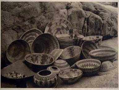 Yokuts Basketry Design (a)