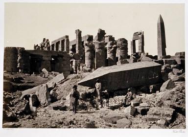 The Broken Obelisk, Karnac
