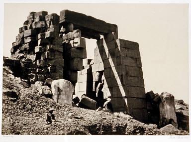 The Granite Pylon, Karnac