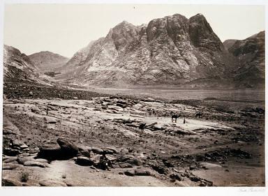 Mount Horeb-Sinai