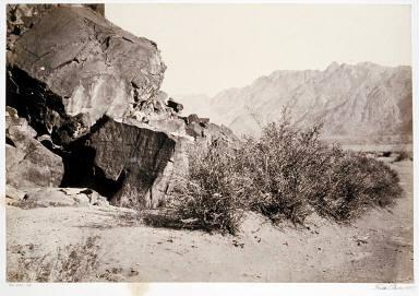 The Wadee El-Mukattab, Sinai