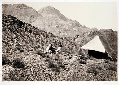 The Summit of Gebel Moosa, Sinai