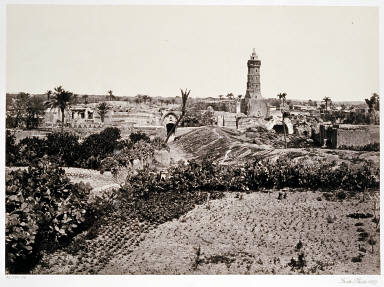 Gaza, (The Old Town)