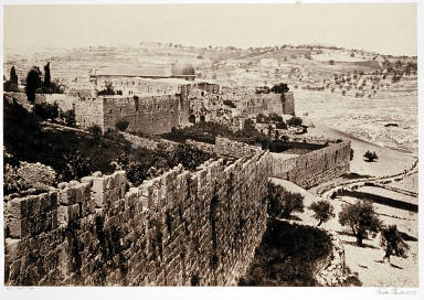 The Mosque of Aksa, Jerusalem