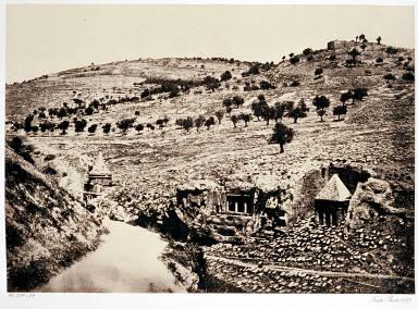 The Valley of Jehoshaphat- Jerusalem