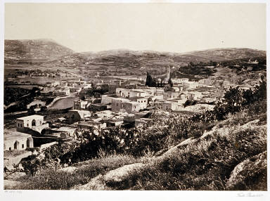 Nazareth From the North West
