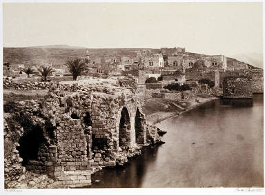 Tiberias From the South