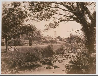 At Cumloden, Newton Stewart