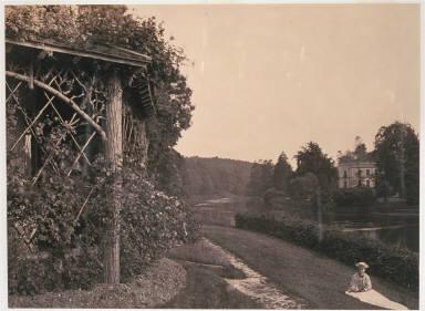 A Porch in Chiefden Woods