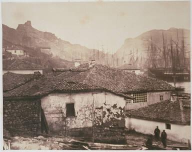 Cottages at Balaklava