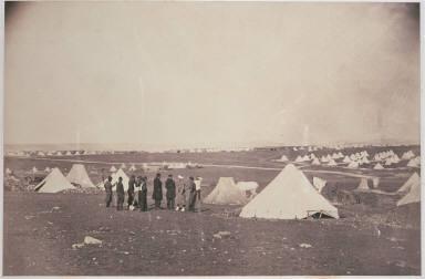 Gen.l Bosquets Quarters looking towards Mackenzie Farm