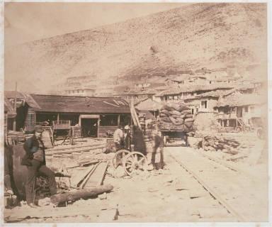 The Railway Yard, Balaklava