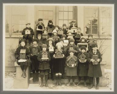 School Children, School # 40, Dewey Avenue