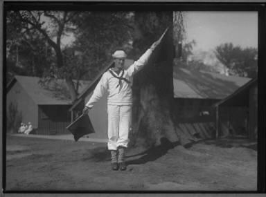 Naval Training Camp Pelham 1917