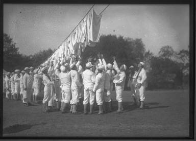 Naval Reserve Training Camp Pelham 1917